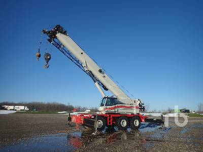 2002 LINK-BELT RTC80100 Rough Terrain Crane