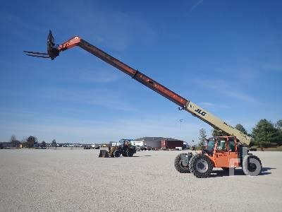 2011 JLG G9-43A 9000 Lb Telescopic Forklift