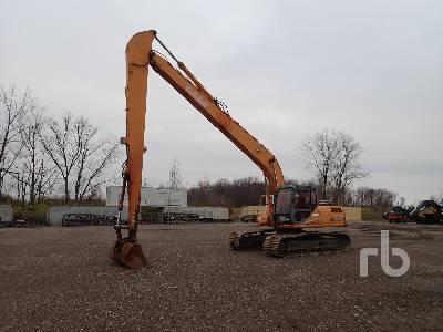 2002 CASE CX210 Hydraulic Excavator