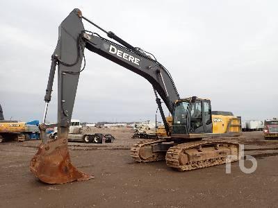 2008 JOHN DEERE 350D LC Hydraulic Excavator