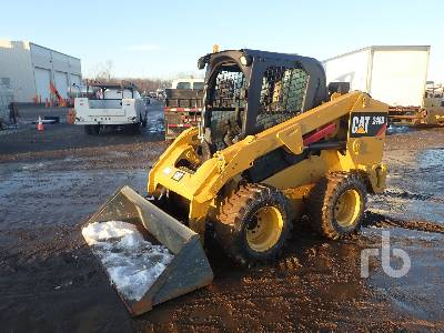 CATERPILLAR 246D Skid Steer Loader