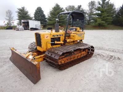 1980 JOHN DEERE 350CE Crawler Tractor
