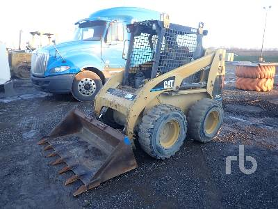 2008 CATERPILLAR 246D Skid Steer Loader