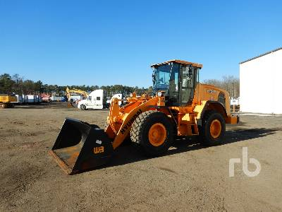 2019 HYUNDAI HL940 Wheel Loader