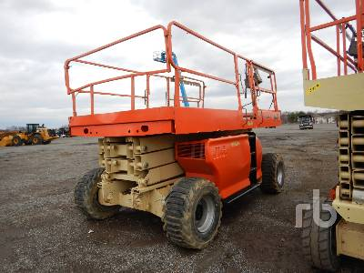 2007 JLG 3394RT Scissorlift