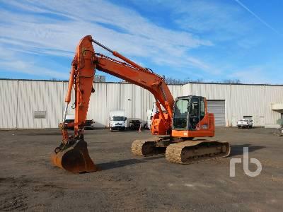 2012 DOOSAN DX235LCR Hydraulic Excavator