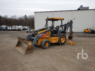 2013 JOHN DEERE 310K EP Loader Backhoe