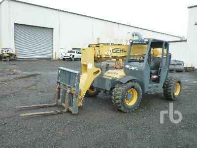 2014 GEHL RS634 6000 Lb Telescopic Forklift