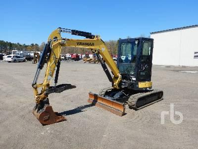 2019 YANMAR VIO35-6A Mini Excavator (1 - 4.9 Tons)