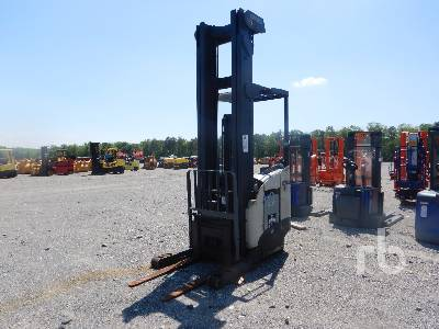 CROWN RR5725-45 2040 Lb Stand Up Electric Forklift