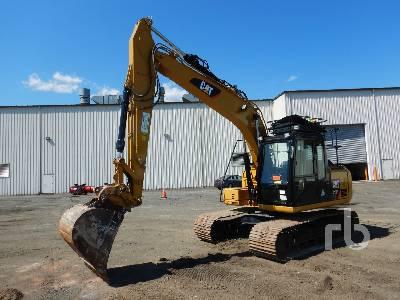 2017 CATERPILLAR 313F L GC Hydraulic Excavator
