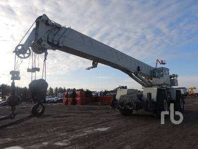 1991 LINK-BELT HSP8050 50 Ton Rough Terrain Crane