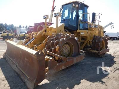 2013 CATERPILLAR 825H Soil Compactor