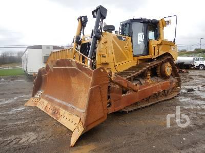 2012 CATERPILLAR D8T Crawler Tractor