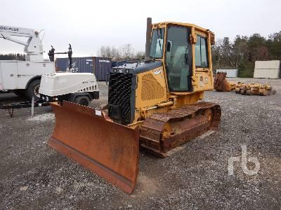 2003 JOHN DEERE 650H LT Crawler Tractor