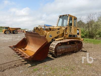 1992 CATERPILLAR 973 LGP Parts Only Crawler Loader Parts/Stationary Construction-Other