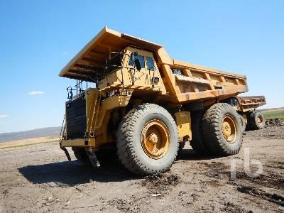 1994 CATERPILLAR 785B Rock Truck
