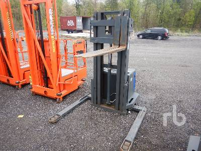 2015 ZHEJIANG NOBLELIFT PS15SL 3300 Lb Walk Behind Electric Forklift