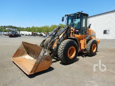 2014 CASE 621F XT Integrated Tool Carrier