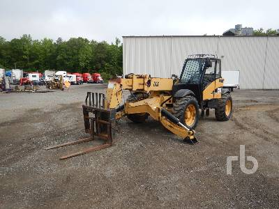 2005 CATERPILLAR TH360B 5500 Lb Telescopic Forklift