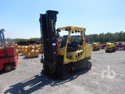 2014 HYSTER S120FTS 3500 Lb Forklift