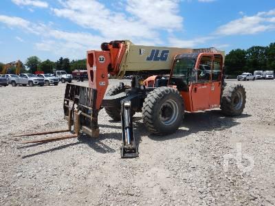 2007 JLG G1255A Telescopic Forklift