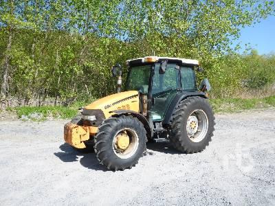 2009 CASE IH 95FU Farmall MFWD Tractor