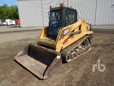 2006 ASV RC85 High Flow Multi Terrain Loader