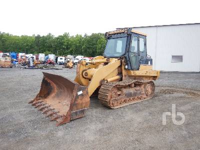 2001 CATERPILLAR 953C Crawler Loader