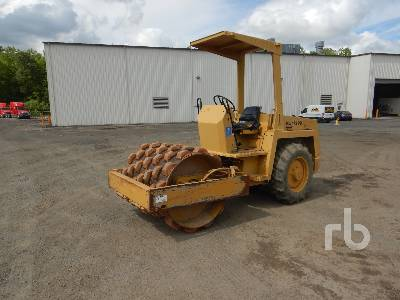 1989 BOMAG BW142PD Vibratory Padfoot Compactor