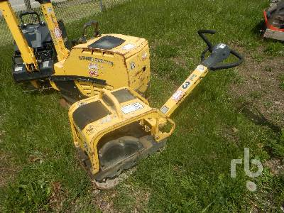 2013 BOMAG BPR25/40 Plate Compactor