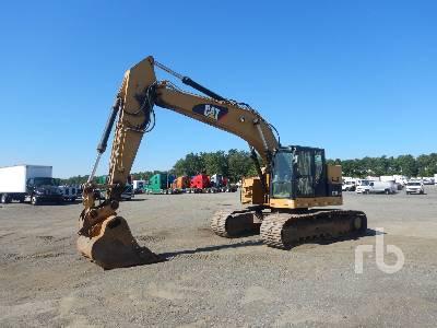 2012 CATERPILLAR 328DLCR Hydraulic Excavator