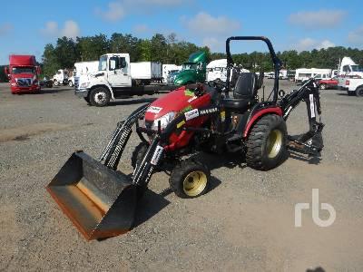 2019 YANMAR 424 4WD Utility Tractor