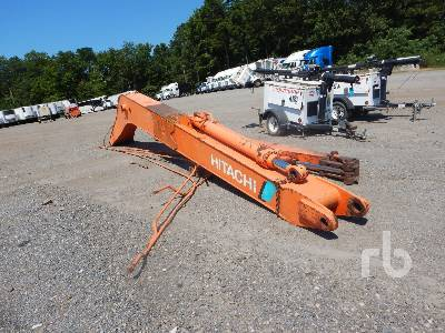 HITACHI Excavator Long Reach Attachment