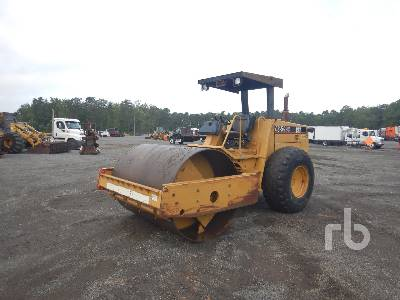 1996 CATERPILLAR CS563C Smooth Vibratory Roller