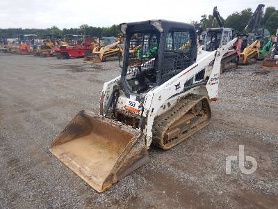 2016 GEHL RT135 Compact Track Loader