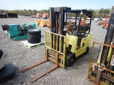 CLARK GCX35 4150 Lb Forklift