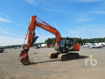 2014 HITACHI ZX160LC-5N Hydraulic Excavator