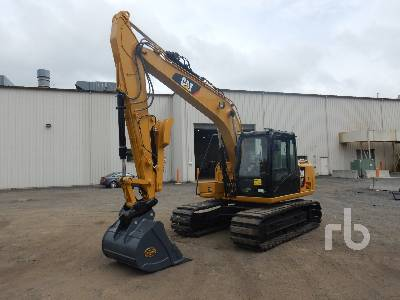 2015 CATERPILLAR 313F L GC Hydraulic Excavator