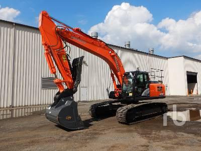 2015 HITACHI ZX290LC-5 Hydraulic Excavator