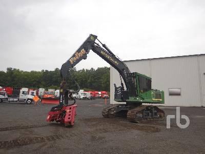2012 JOHN DEERE 2154D Crawler Harvester