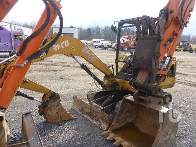 2012 CATERPILLAR 302.5C Parts Only Mini Excavator Parts/Stationary Construction-Other
