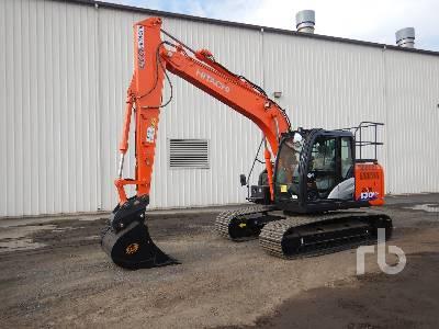 2018 HITACHI ZX130US-6 Hydraulic Excavator