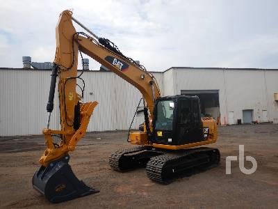2015 CATERPILLAR 313F L GC Hydraulic Excavator