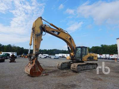 2002 CATERPILLAR 330CL Hydraulic Excavator