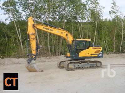 2018 HYUNDAI HX160L Hydraulic Excavator