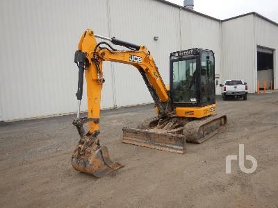2018 JCB 48Z-1 Mini Excavator (1 - 4.9 Tons)