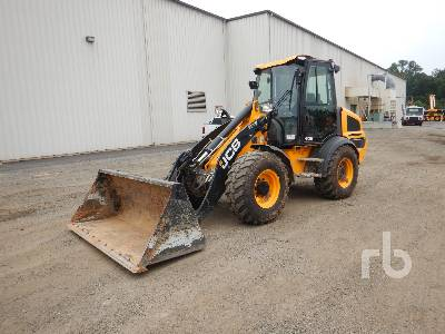 2018 JCB 409 Wheel Loader