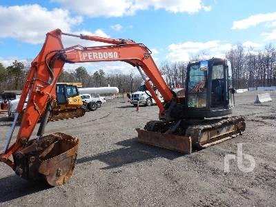 2013 HITACHI ZX85USB-3 Midi Excavator (5 - 9.9 Tons)
