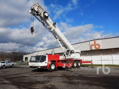 2006 GROVE GMK5165 165 Ton 10x8x10 All Terrain Crane